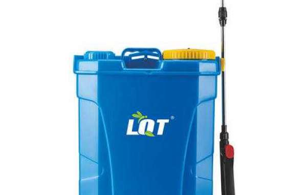 2 in 1 knapsack sprayer is a 16-liter dual-function knapsack sprayer, which can be used as a battery-driven sprayer
